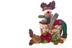 кукла santa claus Стоковая Фотография RF