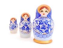 куклы гнездясь русский Стоковая Фотография RF