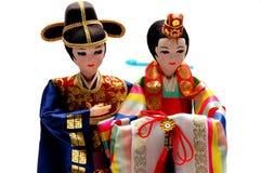 куклы Стоковое Изображение