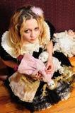 куклы Стоковые Фото