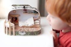 Кукольный дом стоковое изображение