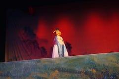 Кукольный театр людей Китая стоковые изображения rf