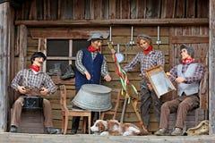 Кукольный театр стоковое фото rf