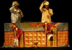 Кукольный театр стоковые фото