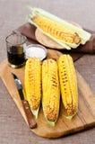 Кукурузные початки Стоковое Фото