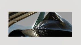 Кукушка SR-71 выбила изображения Стоковая Фотография RF