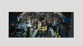 Кукушка SR-71 выбила изображения Стоковые Фото