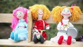 Кукла дальше Shrove вторник видеоматериал