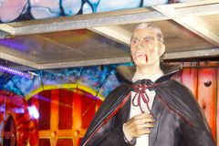 Кукла вампира Стоковая Фотография RF