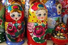 Кукла гнездилась кукла Стоковые Фотографии RF