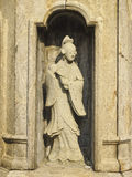 Кукла камня фарфора дамы Стоковые Изображения