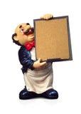 Кукла меню Стоковые Фотографии RF