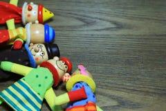 Кукла пальца Стоковая Фотография RF