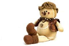 Кукла пряника Стоковая Фотография RF