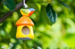 Кукла птицы Стоковые Фотографии RF
