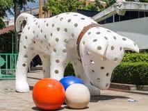 Кукла собаки Стоковые Фото