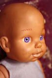кукла старая Стоковые Фото