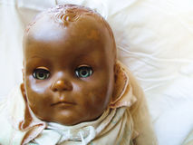 кукла старая Стоковое Фото