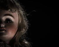 Кукла 1887 супа антиквариата Стоковое Фото