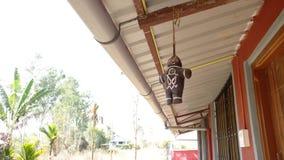 Кукла улавливателя призрака в Karnataka, Индии Стоковые Изображения RF