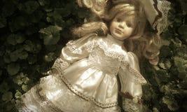Кукла фарфора Стоковые Изображения RF