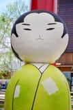 Кукла Японии стоковая фотография rf
