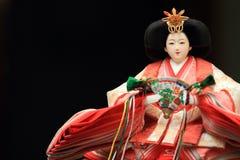 Кукла Hina (японская традиционная кукла) Стоковая Фотография