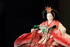 Кукла Hina (японская традиционная кукла) Стоковое фото RF