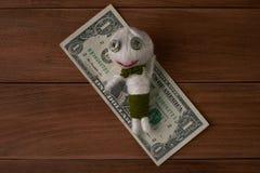 Кукла Voodoo Стоковое Фото