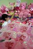 Куклы валентинки Стоковое Фото