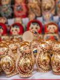 куклы гнездясь русский Стоковые Изображения