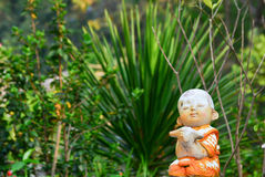 Куклы глины стоковое изображение