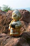 Куклы глины Стоковые Фотографии RF