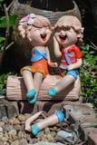 Куклы инвалидности Стоковое Фото