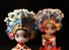 Куклы Китая Стоковые Изображения RF