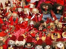 Куклы рождества Стоковое Изображение RF