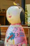 Куклы, сад ювелирных изделий куклы Стоковое Изображение RF