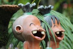 Куклы улыбки стоковое изображение