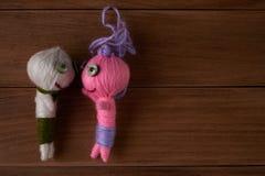 Куклы Voodoo Стоковое Изображение
