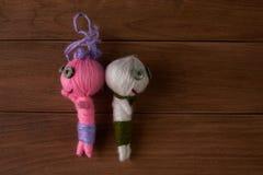 Куклы Voodoo Стоковые Изображения RF