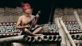 Культура Karo: Kulcapi стоковые фото
