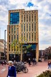 Культурное ` центра de ` Rozet в Арнеме, Нидерландах стоковые фото
