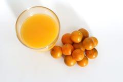 Кумкват, мандарин, апельсин стоковое изображение