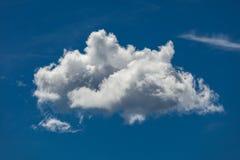 Кумулюс в голубом небе Стоковая Фотография RF