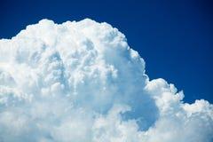 кумулюс облака Стоковые Изображения RF
