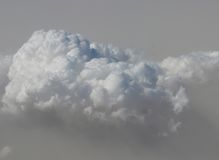 кумулюс Стоковая Фотография RF