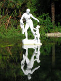 купальщики Стоковые Фотографии RF