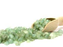 купать дробит зеленый цвет Стоковое Фото