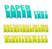 Купель бумажного цветастого attach творческая. Стоковые Фотографии RF