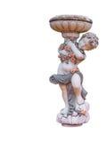 Купидон статуи влюбленности Стоковые Фото